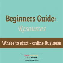 resources part 1 where to start